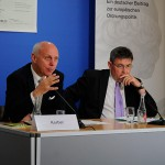 Paneldiskussion: Prof. Markus C. Kerber und Derk-Jan Eppink